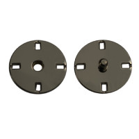 Прочие ССФ-1533-16-ССФ0017586297 Кнопка пришивная металл, 21 мм, уп. 5шт. оксид