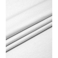 Прочие ТДП-482-1-20652.002 Футер 2-х нитка белый 80% хлопок, 20% полиэстер 180 см