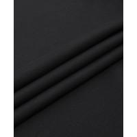 Прочие ТДП-482-9-20652.001 Футер 2-х нитка черный 80% хлопок, 20% полиэстер 180 см