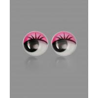 Прочие ТГЛ-6-6-14265.006 Глазки д.1,7 см розовый 50шт.