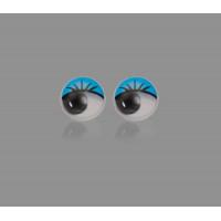 Прочие ТГЛ-9-5-14246.002 Глазки д.1 см голубой 50шт.