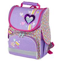 "TIGER FAMILY TGNQ-041A Ранец TIGER FAMILY, для начальной школы, Nature Quest, девочка, ""Pink Amour"", 35х31х19 см, 227865, TGNQ-041A"