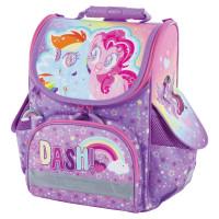 "TIGER FAMILY TGNQ-042A Ранец TIGER FAMILY для начальной школы, Nature Quest, ""Rainbow Dash & Pinkie Pie"", ЛИЦЕНЗИЯ, 35х31х19 см, 228969, TGNQ-042A"