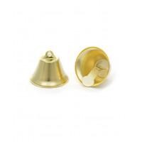 Прочие ТКЛ-30-1-38944 Колокольчики д.3,8 см золотистый 4 шт.