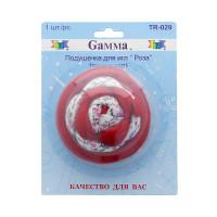"Гамма TR-029 ""Gamma"" TR-029 Подушечка для игл ""Роза"" 6 см ."