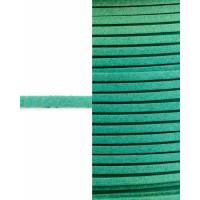 Прочие ТШН-11-34-5000.027 Шнур  замшевый ш.0,3 см бирюзовый 1 м