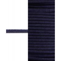 Прочие ТШН-11-36-5000.033 Шнур  замшевый ш.0,3 см синий 1 м