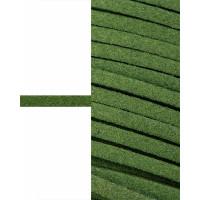 Прочие ТШН-11-39-5000.017 Шнур  замшевый ш.0,3 см зеленый 1 м