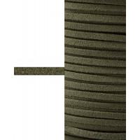 Прочие ТШН-11-5-5000.003 Шнур  замшевый ш.0,3 см хаки 1 м