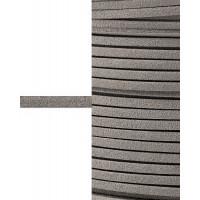 Прочие ТШН-11-7-5000.010 Шнур  замшевый ш.0,3 см серый 1 м