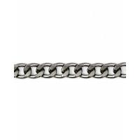 Прочие ЦМ-11-3-31495.003 Цепь ш.0,8 см (металл) темный никель 1 м