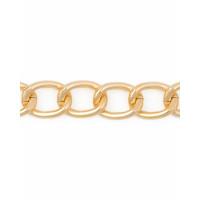 Прочие ЦМ-14-1-32736.001 Цепь ш.1,9 см (металл) золотистый 1 метр