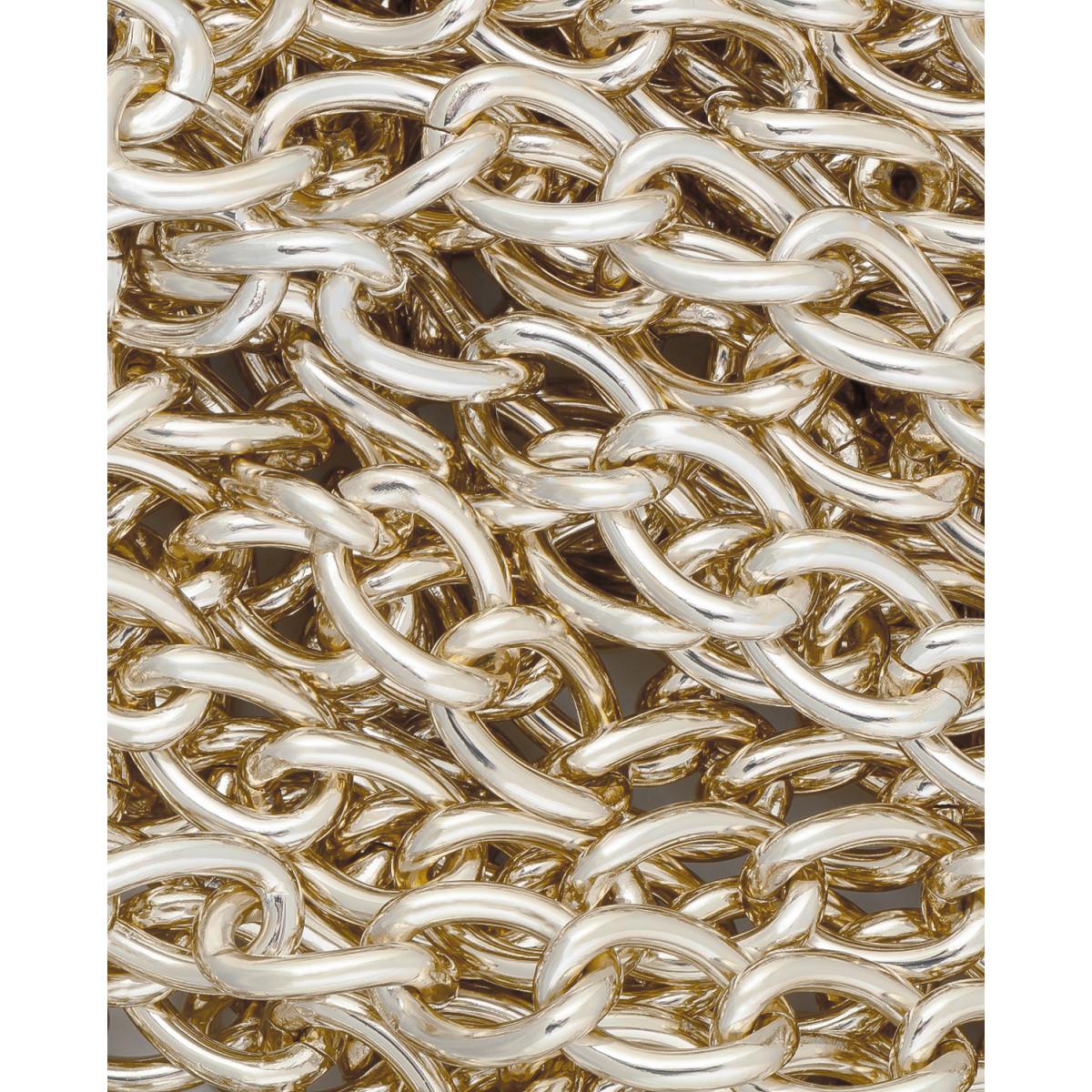 Цепь ш.1,3 см (металл) золотистый 1м (арт. ЦМ-4-2-30314.002)