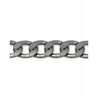 Прочие ЦМ-6-2-30312.002 Цепь ш.1,3 см (металл) темный никель 1 метр