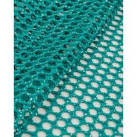 Прочие ТСС-17-4-20146.007 Сетка металлик бирюзовый