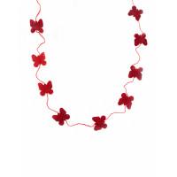 Прочие ТСЗ-18-3-15115.002 Декоративный элемент (гирлянда) красный