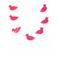 Прочие ТСЗ-19-2-15112.003 Декоративный элемент (гирлянда) розовый