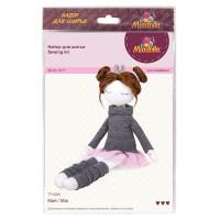 "Miadolla TT-0234 Набор для изготовления игрушки ""Miadolla"" TT-0234 Мия ."