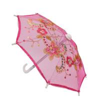 Прочие Зонтик Зонтик 22см цикламен (AR299)