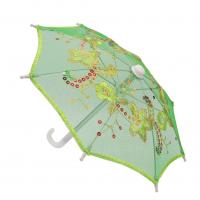 Прочие Зонтик Зонтик 22см зеленый (AR299)