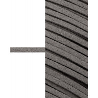 Прочие ЗШД-1-11-38522.011 Шнур  замшевый ш.0,3 см серый