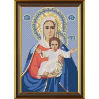 Nova Sloboda 4005 Набор для вышивания «Nova Sloboda» РМ4005, Богородица Леушинская