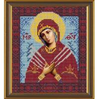 Nova Sloboda 9007 Набор для вышивания «Nova Sloboda» С9007, Богородица Семистрельная