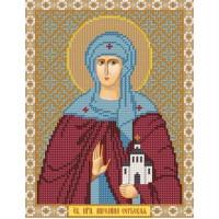 Nova Sloboda 9107 Набор для вышивания «Nova Sloboda» С9107, Св.Прп.Ангелина, 18x23 см