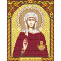 Nova Sloboda 9134 Набор для вышивания «Nova Sloboda» С9134, Св.Равноап.Мария Магд., 18x23 см
