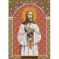 Nova Sloboda 9149 Набор для вышивания «Nova Sloboda» С9149, Прп. Алексий человек Божий, 18x25 см