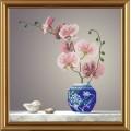 Nova Sloboda НС3122 Розовая орхидея