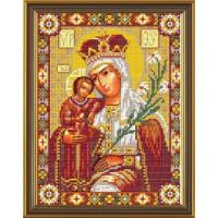 Nova Sloboda С9053 Богородица Неувядаемый Цвет