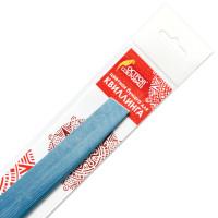 ОСТРОВ СОКРОВИЩ 128762 Бумага для квиллинга темно-синяя, 125 полос, 3 мм х 300 мм, 130 г/м2, ОСТРОВ СОКРОВИЩ, 128762