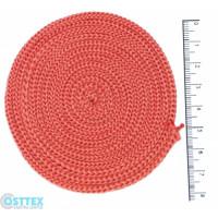 Osttex ШП 3мм кор Шнур полиэфирный 3 мм без сердечника (коралловый) 50м