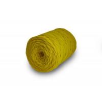 Osttex ШП 3мм л Шнур полиэфирный 3 мм без сердечника (лимонный) 50м (50)