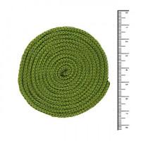 Osttex ШП 3мм о Шнур полиэфирный 3 мм без сердечника (оливковый) 50м (51)