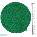 Osttex ШП 3мм з Шнур полиэфирный 3 мм без сердечника (зеленый) 50м (122)