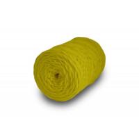 Osttex ШП 4мм л Шнур полиэфирный 4 мм без сердечника (лимонный) 50м (50)