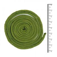 Osttex ШП 4мм о Шнур полиэфирный 4 мм без сердечника (оливковый) 50м (51)