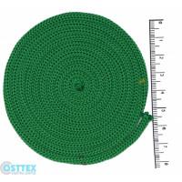 Osttex ШП 4мм з Шнур полиэфирный 4 мм без сердечника (зеленый) 50м (122)