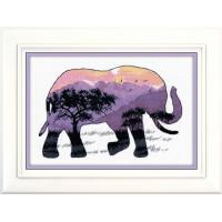 Овен 1049 Мир животных. Слон.