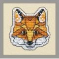 Овен 1093 Значок Лисица