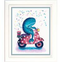 Овен 1183 Мотоциклист