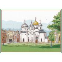 Овен 1219 Софийский собор. Великий Новгород
