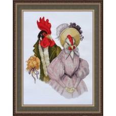 Набор для вышивания 937 Благородное семейство