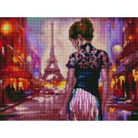 Paintboy EF1134 Алмазная мозаика 30х40 EF1134 Одна в Париже