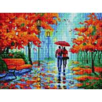 Paintboy EF1142 Алмазная мозаика 30х40 EF1142 Осенний парк
