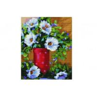 Paintboy EF1143 Алмазная мозаика 30х40 EF1143 Цветы в вазе