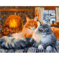 Paintboy GX25000 Картина по номерам 40х50 GX25000 Домашний уют