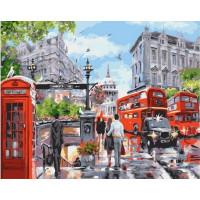 Paintboy GX32733 Картина по номерам 40х50 GX32733 Солнечный Лондон